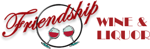 Friendship Wine and Liquor Logo